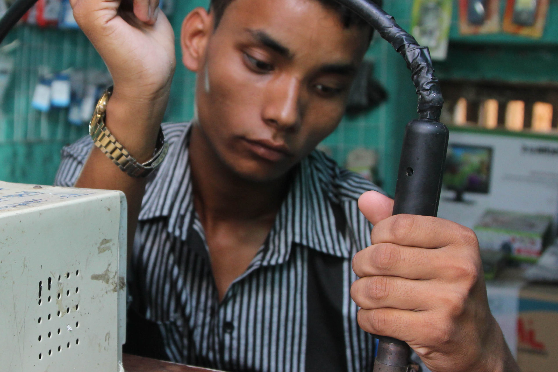 Handy-Verkäufer Nepal Mobile Phone Repair